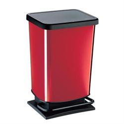 Χαρτοδοχείο 20 lt κόκκινο