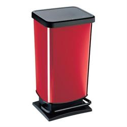 Large bin 40lt red