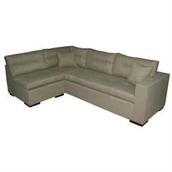 Καναπές Γωνία LISBOA 240X160 εκ. Δ/Α