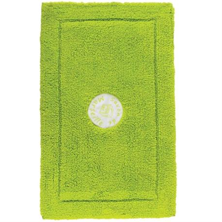 Cotton bathmats Savon green 50Χ80 cm