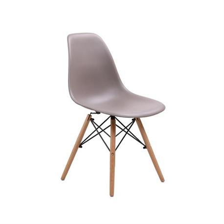 Καρέκλα Sand beige PP