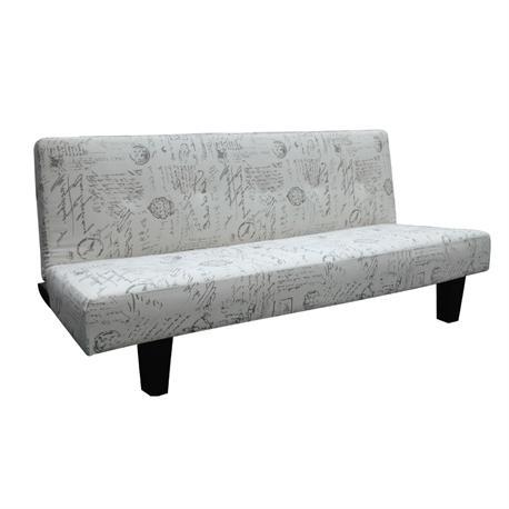 Sofa-bed fabric deco CLICK CLACK