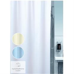 Κουρτίνα μπάνιου silk 100% peva 180Χ200 cm