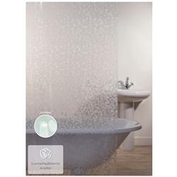 Κουρτίνα μπάνιου clear 100% eva 180Χ200 cm