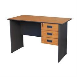 Desk 3dr.grey-cherry 120Χ60Χ73