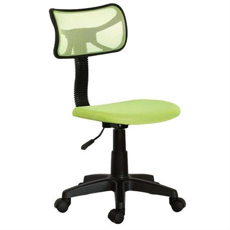 Office chair lime 46Χ52Χ77/89