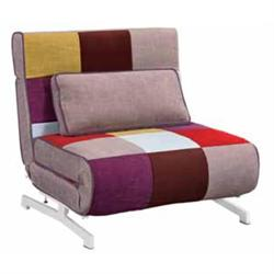 Sofa chair -bed patchwork