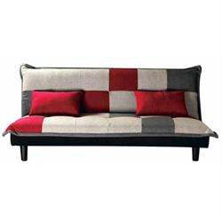 Sofa-bed click-clack patchwork
