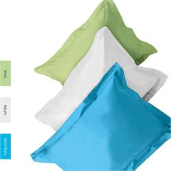 Bedsheet single 170Χ270 cm - UNICOLOR Lime