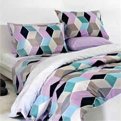 Set bedsheets single+1 Pillow case - STEPS