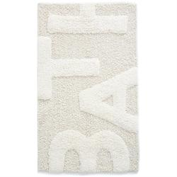 Cotton bathmats bath cream 50Χ80 cm