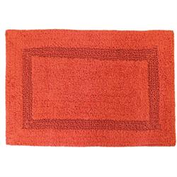 Cotton bathmats orange 45X65 cm