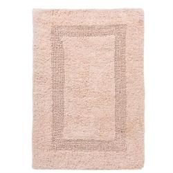 Cotton bathmats beige 45X65 cm