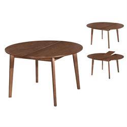 Τραπέζι επεκτεινόμενο οξυά καρυδί