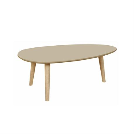 Coffee table beige