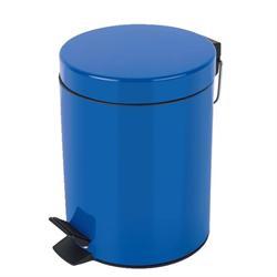 Metallic bin blue 5lt