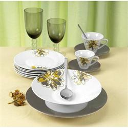 Dining set 20pcs Avia