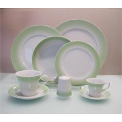 Dining set 20pcs. Bonito Green