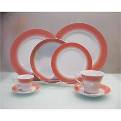 Dining set 20pcs Bonito Red