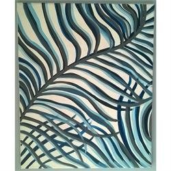 Palm Leaves - Original painting