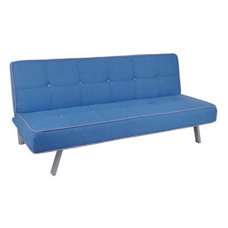 Καναπές-κρεβάτι μπλε