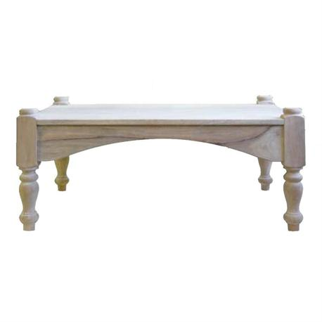 COFFEE TABLE Antique white