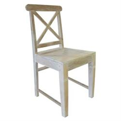 CHAIR Antique white