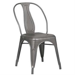 CHAIR METAL High Back