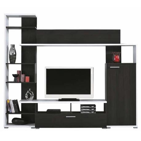 tv wall board 200 x40 x180 cm. Black Bedroom Furniture Sets. Home Design Ideas