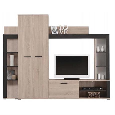 Σύνθετο για TV Τοίχου 210 x40 x180 εκ