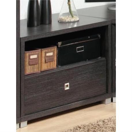 TV Table 1 drawer zebrano