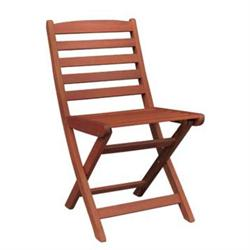 FOLDING CHAIR, KERUING Small