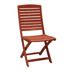 FOLDING CHAIR, KERUING