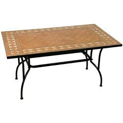 Τραπέζι παραλ/μο ψηφίδα 100Χ172 εκ