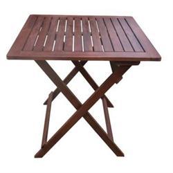 Τραπέζι 60x60 Πτυσ/νο Acacia