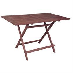 Τραπέζι παρ/μο 120x70 Πτυσ/νο Keruing