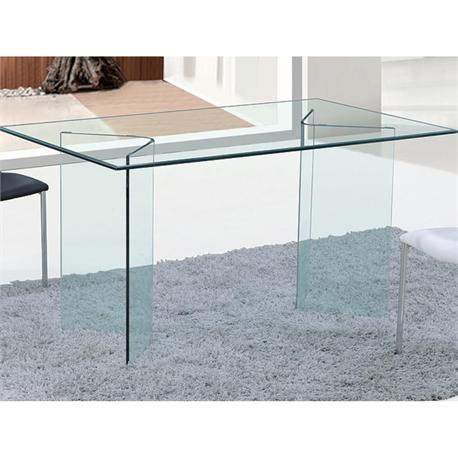 Τραπέζι γυαλί 12mm tempered