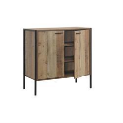 Closet - Shoe cabinet 2-d. 80x40x80