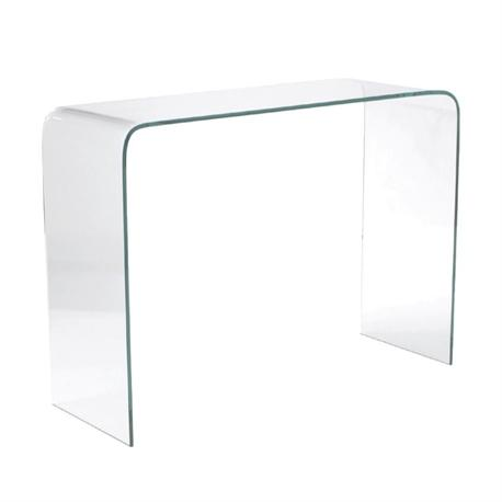 Console glass 12mm tempered
