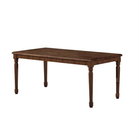 Τραπέζι Καρυδί 120x75