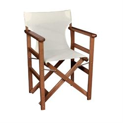 Directors folding armchair cherry