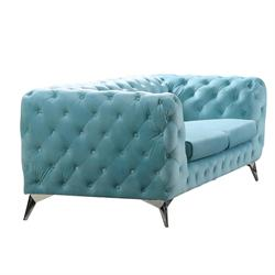 Sofa 2-S powder blue