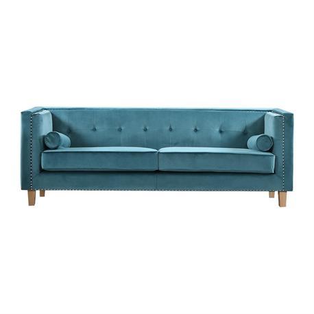 Sofa 3-S petrol