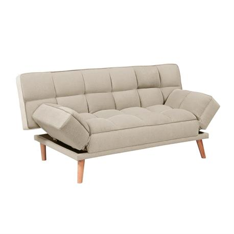 Sofa-bed beige