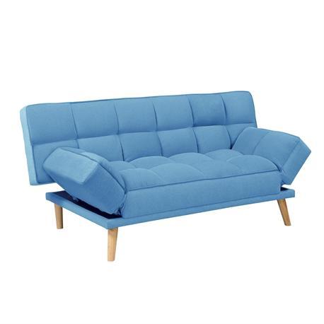 Sofa-bed blue
