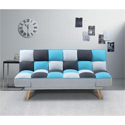 Sofa-bed patchwork