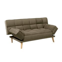 Sofa-bed brown