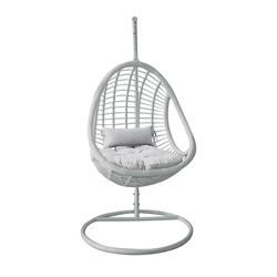 Hanging Lounge white
