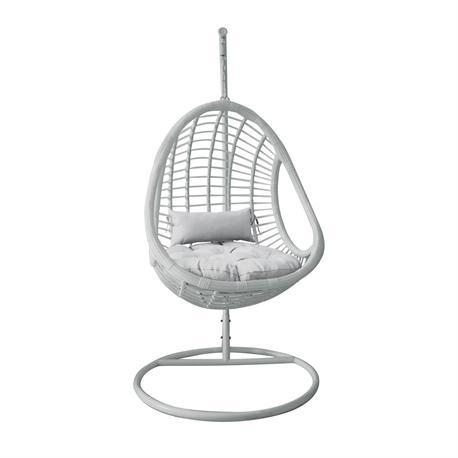 Hanging Lounge white
