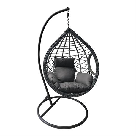 Hanging Lounge grey